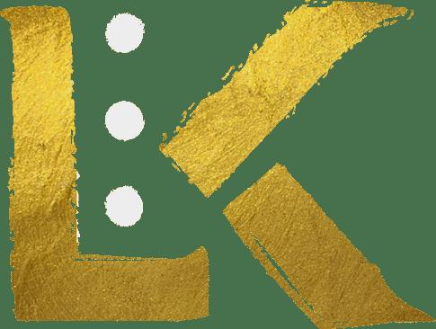Luke Kohen LK Emblem White